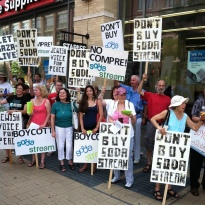 The Interfaith Boycott Coalition is asking socially conscious people everywhere to join the call to boycott SodaStream