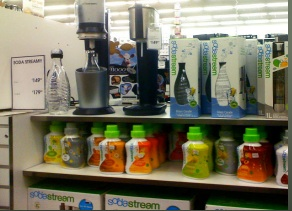 sodastream stuff